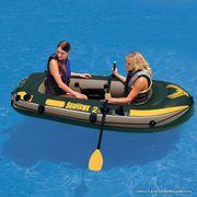 2-х местную новую лодку