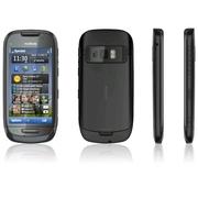 Продам новый Nokia C7 -черный - 2 сим. (копия)