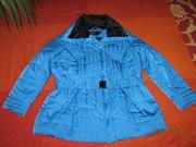 Куртка женская осенне-зимняя. НОВАЯ,  ГЕРМАНИЯ.  54 размер