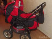 Детская коляска--джип