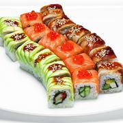 Суши на заказ. Удивите ваших любимых вкусной японской кухней!