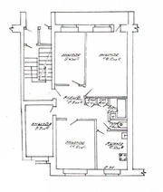 Четырехкомнатная квартира по минимально возможной цене. В. Гостинец