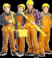 Требуется подсобник-рабочий для монтажа бетонных заборов