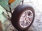 Литые дискиR14, шины Michelin 185*65