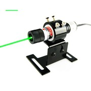 Precise Measured 10mW 515nm Forest Green Line Laser Alignment